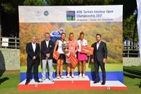 MUSTAFA ÖZ - Antalya'da Şampiyon Gradecki Ve Morozova