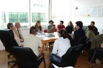 AYDOĞMUŞ - Antalyalı Gençler Tepebaşı'nda