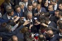 SIYASI PARTILER KANUNU - Başbakan Yıldırım'dan Kuzey Irak Açıklaması