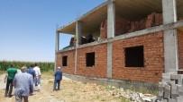 TURGAY GÜLENÇ - Belediyeden Taziye Evlerine Destek