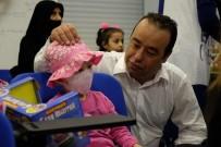 26 EYLÜL - BMS Çalışanları Kanser Hastası Çocukları Ziyaret Etti