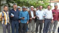 Burhaniye'de Çiftçilerin Telefon Çilesi