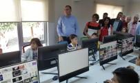 ALPER TAŞDELEN - Çankaya'nın Çocukları Teknoloji Evi'ne Kavuştu