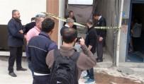 Çatıyı Onarırken 5'İnci Kattan Düşen Bir Kişi Hayatını Kaybetti