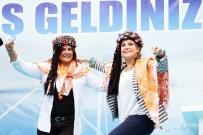 CANKURTARAN - Çerçioğlu Açıklaması 'Bir Tek Zeybek Oynarken Eğiliriz'