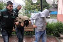 Cezaevi Firarisi Yüklü Miktarda Uyuşturucuyla Yakalandı