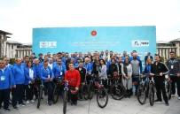 SAĞLIKLI HAYAT - Cumhurbaşkanı Erdoğan, Cumhurbaşkanlığı Türkiye Bisiklet Turu Lansmanına Katıldı