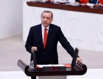 YASAMA YILI - Cumhurbaşkanı Erdoğan: Yanlıştan dönerlerse Türkiye yanlarında olacak