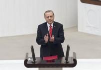 YASAMA YILI - Cumhurbaşkanı Erdoğan Genel Kurulda