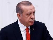 MECLIS GENEL KURULU - Cumhurbaşkanı Erdoğan'dan HDP'ye tepki