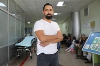 HASTANELER BİRLİĞİ - Dövmeye Kalkıştığı Sağlıkçı Karate Antrenörü Çıkınca...