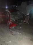 ESKIŞEHIR OSMANGAZI ÜNIVERSITESI - Eskişehir'de Trafik Kazası Açıklaması 2 Ölü, 1 Yaralı