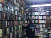 KORSAN KİTAP - İstanbul'un 15 İlçesinde Eş Zamanlı Korsan Kitap Operasyonu Açıklaması 30 Gözaltı