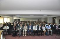AYDıN ÖZCAN - İzmir Barosu'nda Türk Alman Tıp Hukuku Sempozyumu