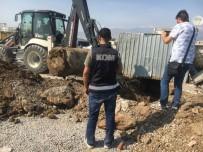 KAMYONCULAR - İzmir'de Kaçak Akaryakıt Operasyonu