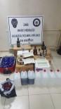 BANDROL - İzmir'de Sahte İçki Operasyonu Açıklaması 1 Tutuklama