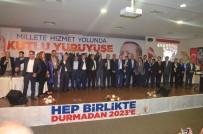 SELÇUK ÖZDAĞ - Kula AK Parti İlçe Başkanı Palabıyık Güven Tazeledi