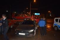 DEDE KORKUT - Malatya'da Trafik Kazası Açıklaması1 Yaralı