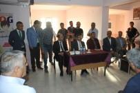 ÇOCUK PARKI - Malazgirt'te Mahalle Toplantısı