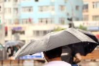 KUZEY EGE - Meteoroloji'den Sağanak Yağış Uyarısı