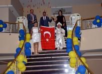 SÜNNET DÜĞÜNÜ - Fanatik Taraftarın Sünnet Düğünü Sarı Lacivert Renklerle Yapıldı