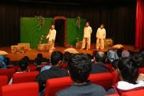 ÇOCUK OYUNLARI - Sincan'da Kültür Sanat Ayları Ekimde Başlıyor