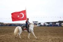 ORTA ASYA - Sultangazi Belediyesi 7. Geleneksel Atlı Cirit Müsabakaları Başladı