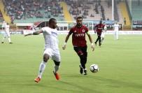 UFUK CEYLAN - Süper Lig Açıklaması Alanyaspor Açıklaması 2 - Gençlerbirliği Açıklaması 0 (İlk Yarı)