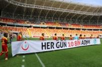 ALI TURAN - Süper Lig Açıklaması Evkur Yeni Malatyaspor Açıklaması 0 - Atiker Konyaspor Açıklaması 1 (İlk Yarı)