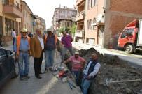 Taşköprü'de Doğalgaz Çalışmaları Tam Gaz Devam Ediyor