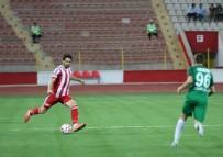 KIRKLARELİSPOR - TFF 2. Lig Açıklaması Kahramanmaraşspor Açıklaması 1 - SBS İnşaat Kırklarelispor Açıklaması 2