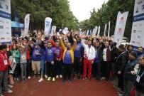 İSMAİL KAŞDEMİR - Turkcell Gelibolu Maratonu Binlerce Kişinin Katılımıyla Başladı