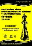 ÇEYREK ALTIN - 5'İnci Geleneksel Ödüllü Satranç Turnuvası
