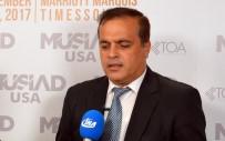 VİZE BAŞVURUSU - ABD'deki Türklerden Vize Krizinde Sağduyu Çağrısı