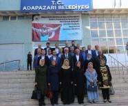 MUSTAFA AK - AK Parti Adapazarı İlçe Yönetiminden Dişli'ye Ziyaret
