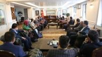 REFERANS - AK Parti Melikgazi İlçe Yönetimi Melikgazi Belediyesi'nde