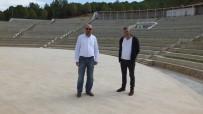 Amfi Tiyatro Açılış İçin Gün Sayıyor