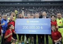 AMPUTE MİLLİ TAKIMI - Ampute Milli Futbol Takımımız Bronzu, Altına Çevirdi