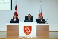 ANKARA VALİLİĞİ - Ankara İl Koordinasyon Kurulu Toplantısı