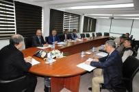 FEDERASYON BAŞKANI - Artvin'de Spor Güvenliği Toplantısı Yapıldı