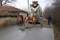 YOL ÇALIŞMASI - Bafra Belediyesi Bu Yıl 25 Milyon Liralık Yol Yatırımı Yaptı