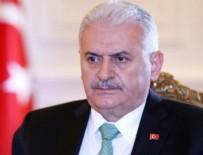 KUZEY IRAK - Başbakan Yıldırım Irak'a gidiyor