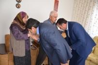 MEHMET ÖZDEMIR - Başkan Kalın Hac Vazifesini Yerine Getirenleri Ziyaret Etti