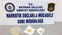Batman'da Üst Aramasında Uyuşturucu Madde Ele Geçirildi