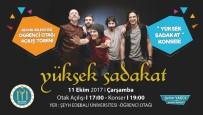 YÜKSEK SADAKAT - Bilecik Belediyesi Öğrenci Otağı 'Yüksek Sadakat' Konseri İle Açılıyor