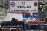 Bolu'da Kaçak Sigara Operasyonu Açıklaması 6 Gözaltı