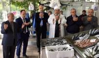 MÜFTÜ VEKİLİ - Bu Da 'Balık' Duası