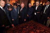 ARKAS HOLDING - Bursa'nın İpek Halıları Kumkapı'da Sergilendi