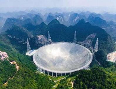 Çin'in dev teleskobu 2 atarca yıldız keşfetti