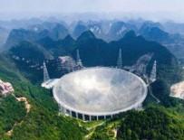 PORTO - Çin'in dev teleskobu 2 atarca yıldız keşfetti